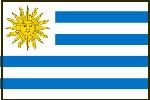 乌拉圭国旗